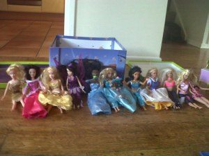 Barbies gone Mad